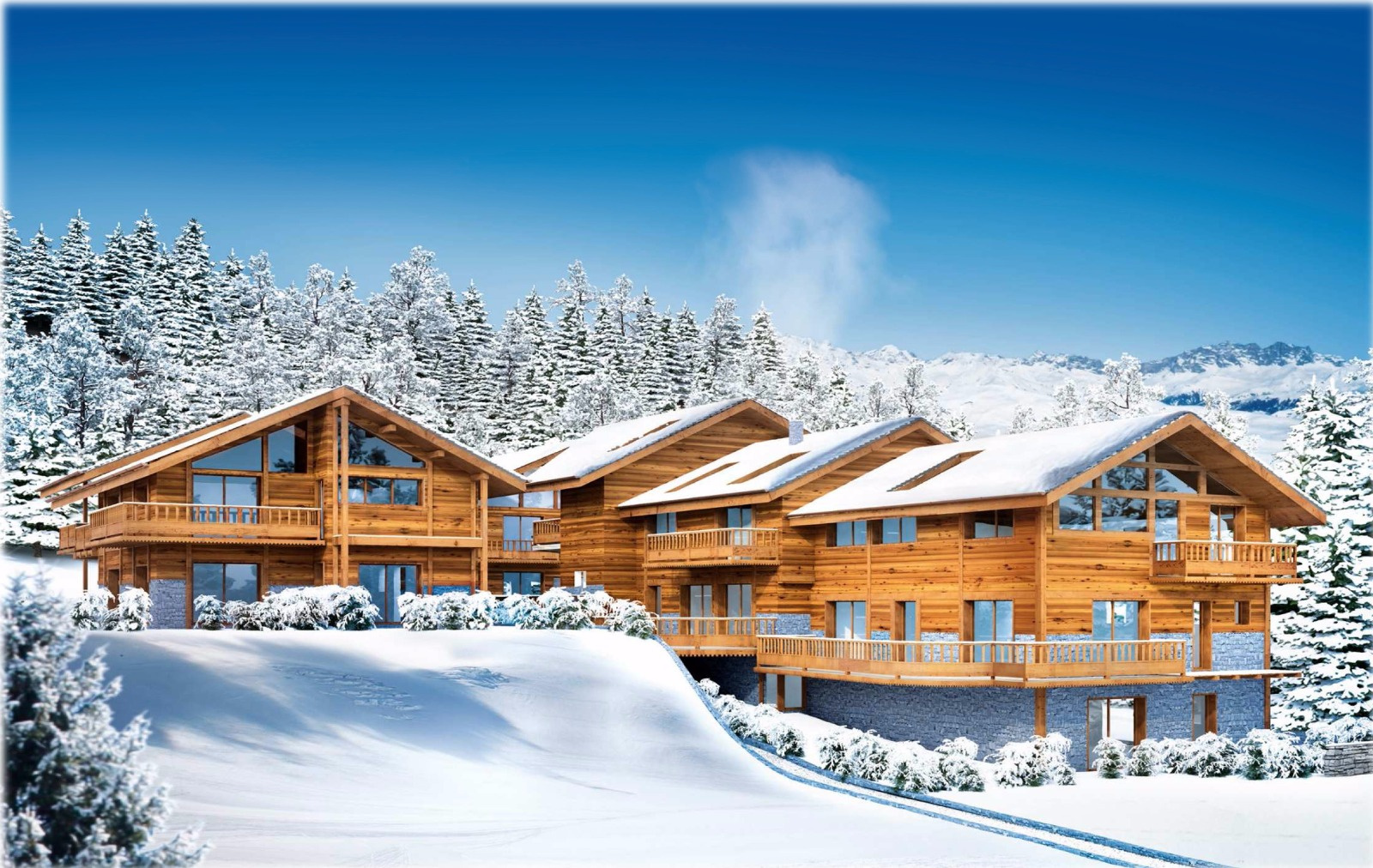Offres de vente Appartements Meribel les allues 73550